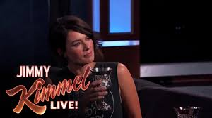 lena headey and jimmy kimmel talk game of thrones style youtube