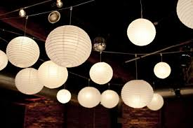 Hanging Paper Lantern Lights Indoor Thousands Pictures Of Home