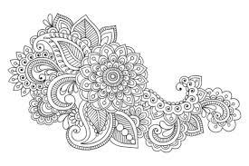 Flower Mandalas To Color Kids Coloring Flower Mandalas To Color Mandala Flowers Coloring Pages