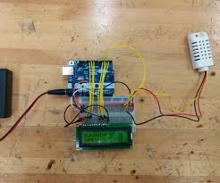 arduino greenhouse control humidity and temperature 3 steps