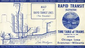 Chicago Elevated Train Map by Stories Behind Cta U0027l U0027 Lines U0027 Strange Curves Dips And Twists Wbez