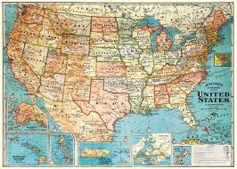 map wrapping paper roll cavallini usa map wrapping paper paper source