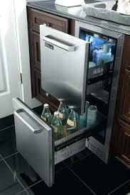 under cabinet fridge and freezer undercounter refrigerator drawers gallery under counter fridge