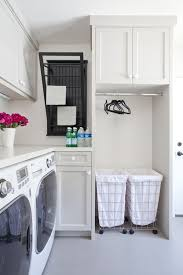 Laundry Room Storage Ideas Pinterest Laundry Room Storage Drying Racks Bins Interior Decor