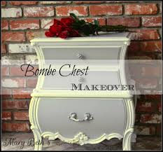 Bombay Chest Nightstand Mary Beth U0027s Place Bombe Chest Makeover