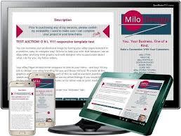 original custom ebay listing template mobile responsive 4 sixbit