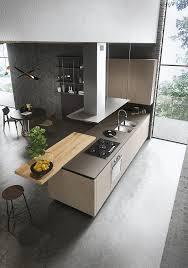 look minimalism enclosed in fluid design and unparalleled luxury view in gallery standalone wooden attachment to the kitchen island can be used in a variety of ways