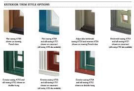 Colonial Style Windows Inspiration Exterior Window Trim Colonial Interior Design