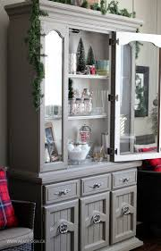 322 best hutch images on pinterest christmas home dining room