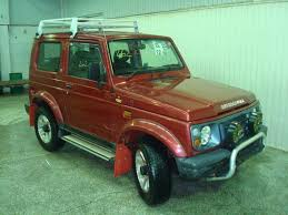 jeep suzuki samurai for sale 1995 suzuki jimny sierra pictures for sale