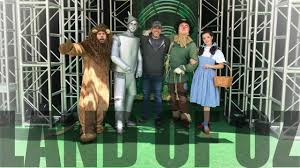 land of oz wizard of oz theme park in beech mountain north