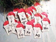 science ornaments chemistry glassware science