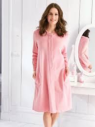 robe de chambre en hahn la robe de chambre en éponge boutonnée
