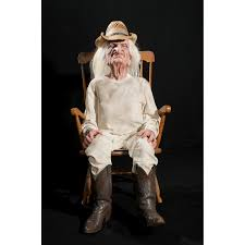 crotchety grandpa animated halloween prop shop your way online