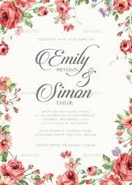 template undangan format cdr download desain undangan pernikahan format vector corel draw gratis
