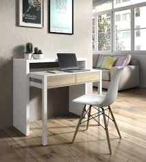 Computer Desk White Gloss Console Tables Milan Small White Gloss Computer Desk Extendable
