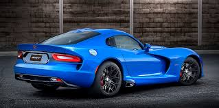 2015 dodge viper srt gets 5 more horsepower new grades and