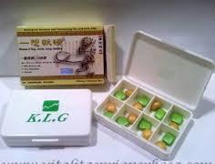 klg pills asli herbal obat pembesar penis
