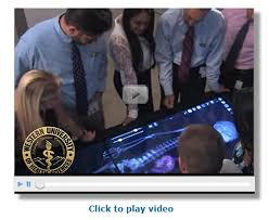 Anatomage Table J And K Virtual Reality Learning Center