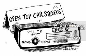Car Audio Memes - car stereo cartoons and comics funny pictures from cartoonstock