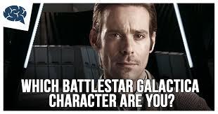Battlestar Galactica Meme - which battlestar galactica character are you brainfall