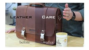 How To Care For Your by Tutorial How To Care For Your Leather Bag Youtube