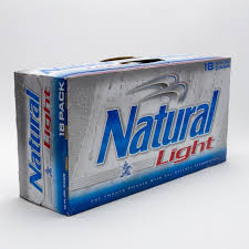 coors light 18 pack natural light beer 12oz can 18 pack beer wine and liquor