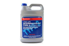 honda accord radiator fluid amazon com genuine honda parts ol999 9011 blue type 2 coolant 1