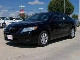 2011 toyota camry le gas mileage toyota camry le massachusetts 31 black automatic toyota camry le