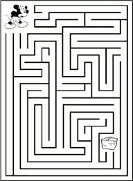 35 best mazes images on pinterest maze kids mazes and