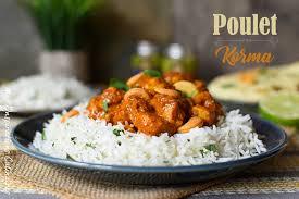 cuisine indienne recette poulet korma le cuisine de samar