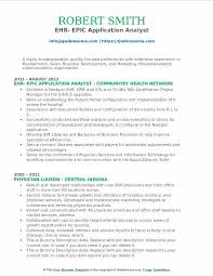 Quality Analyst Resume Application Analyst Resume Samples Qwikresume