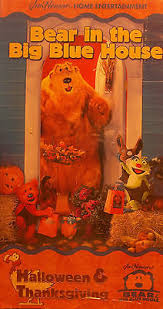 jim henson s in the big blue house thanksgiving vhs