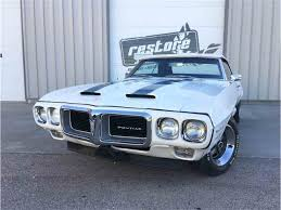 1969 pontiac firebird for sale on classiccars com 43 available