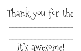 thank you cards size best greeting cards free