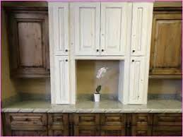 Cream Distressed Kitchen Cabinets Kitchen Appliances And Home Furniture Mh Home Design Solutions