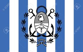 Argentina Flag Face Flag Of Mar Del Plata Is An Argentine City In The Southeast Part