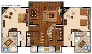 100 rendered floor plan from friends to frasier 13 famous