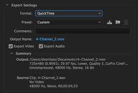 export adobe premiere best quality export settings reference for adobe media encoder