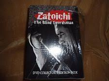 Zatoichi Blind Swordsman Zatoichi Dvds U0026 Movies Ebay