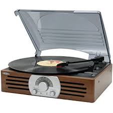 black friday record player amazon com jensen jta 230 3 speed stereo turntable with built in