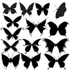 some black butterfly designs butterflies tattoos i want