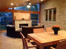 how much does a chicagoland screened porch cost archadeck with