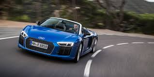Audi R8 Specs - 2017 audi r8 spyder pricing and specs