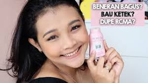 Bedak Rcma ponds bb magic powder vs rcma review test ketahanan indonesia