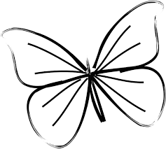 simple drawing of a butterfly simple drawing butterfly drawing