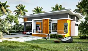 single story house single story house plan with 3 bedrooms 3 bathrooms and 2 parking