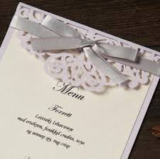 Engagement Party Invitation Cards Aliexpress Com Buy Lavender Laser Cut Wedding Invitations Card