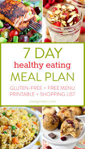 diet after baby 5 eating tips free 7 day healthy eating meal