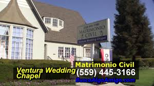 ventura wedding chapel fresno ca youtube